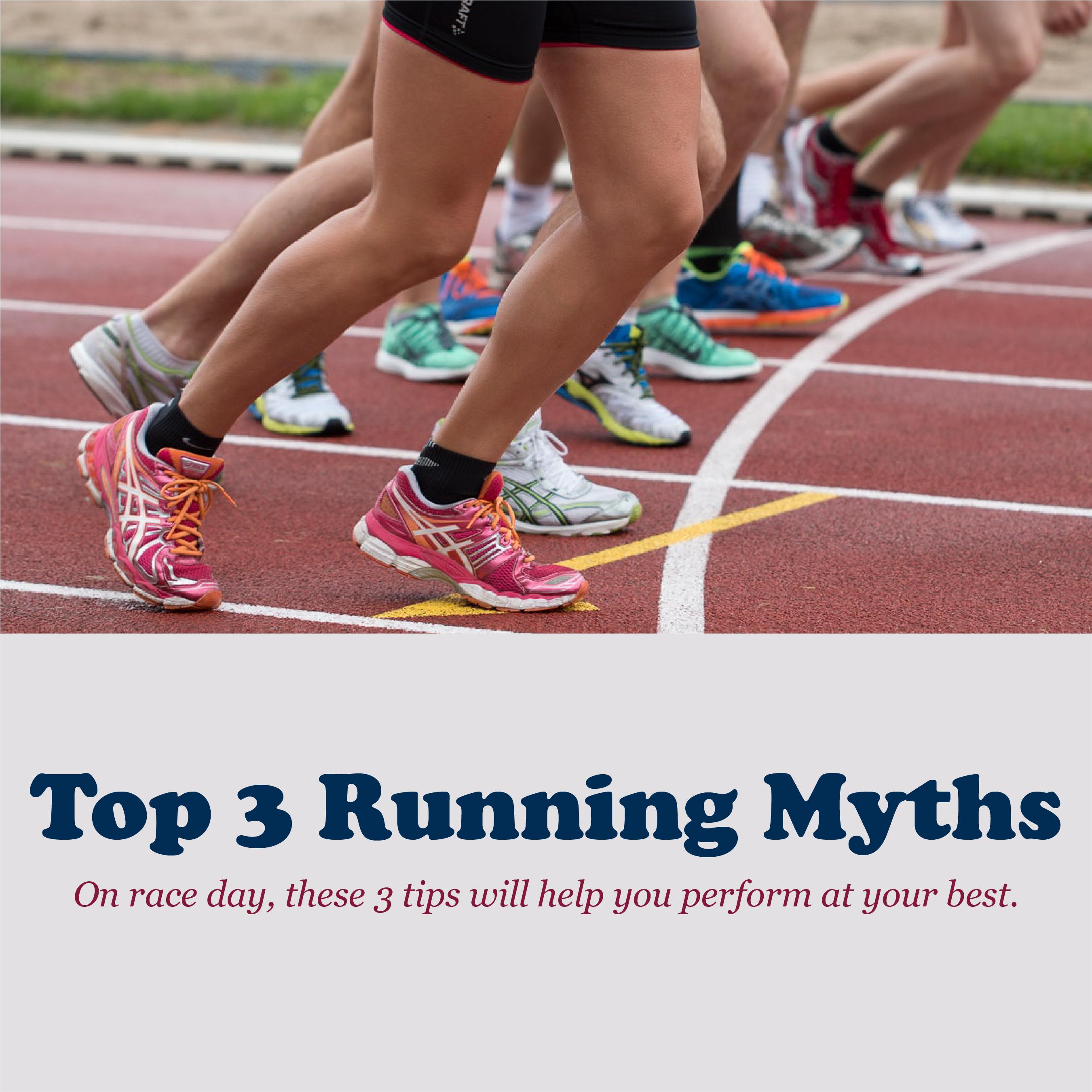 Running Myths